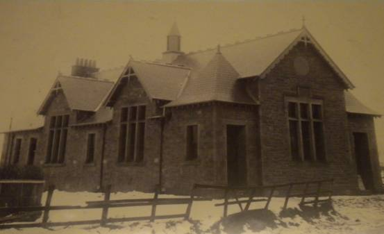 St Boswells Village Hall c1900