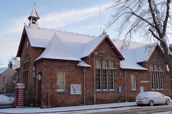 St Boswells VH 2013