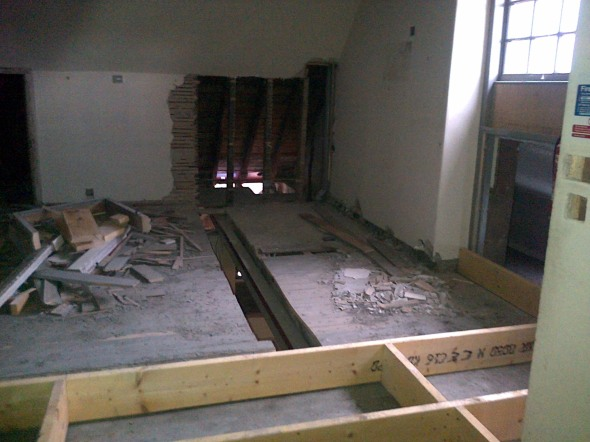 renovation 13
