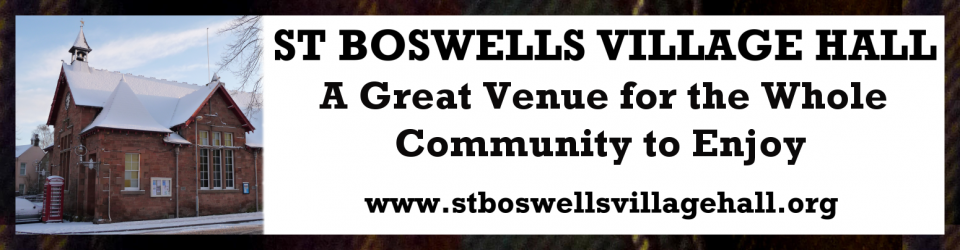St Boswells Village Hall